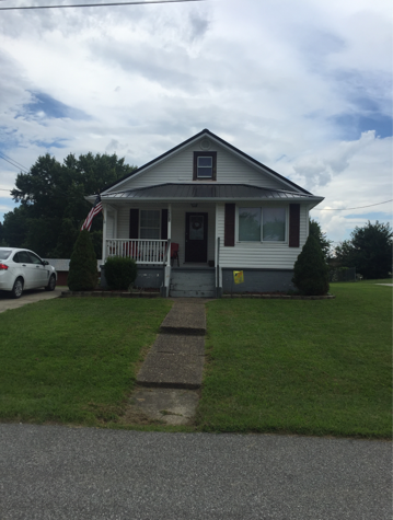4 bedroom home for rent on Clark Street in Flatwoods KY